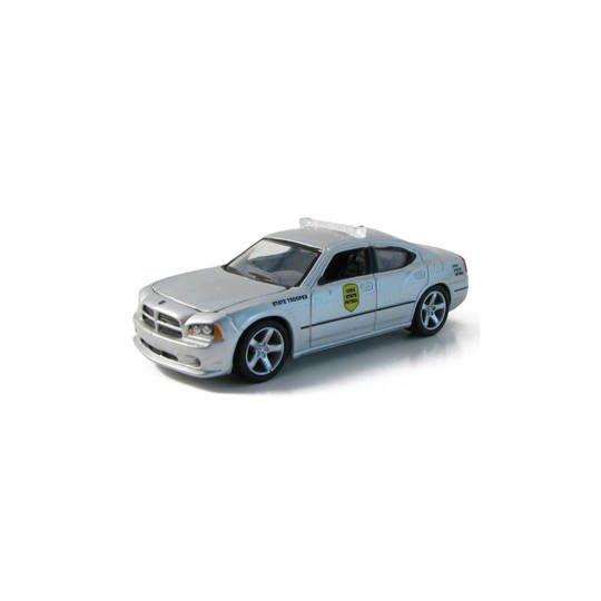 Miniatur Replika Diecast Mobil Patroli Negara Bagian Iowa, AS