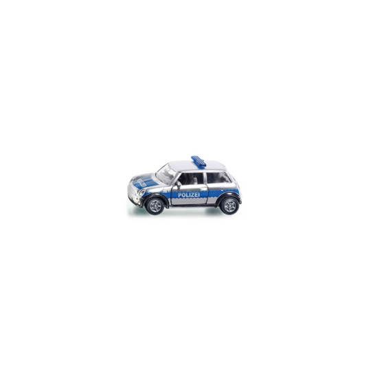 Miniatur Mobil Polisi Jerman Police Mini
