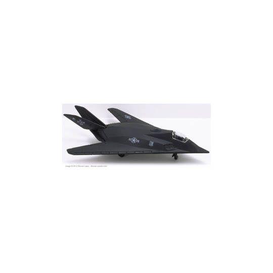 Miniatur Pesawat Tempur Pembom Siluman F-117 Nighthawk