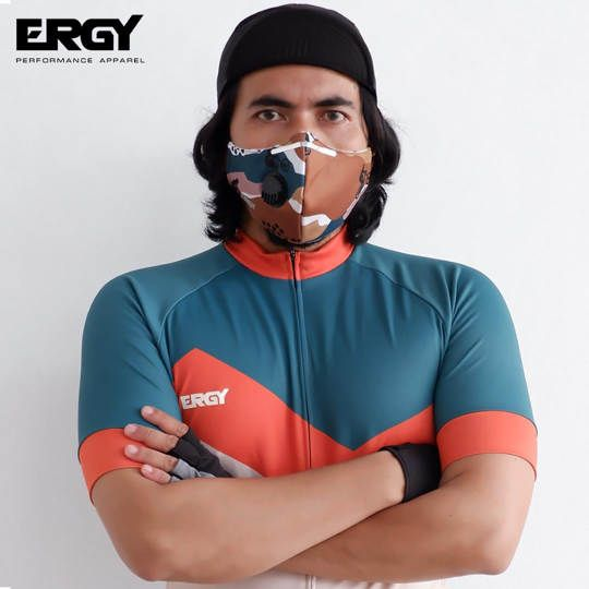 FACE MASK BY ERGY: FOWLER