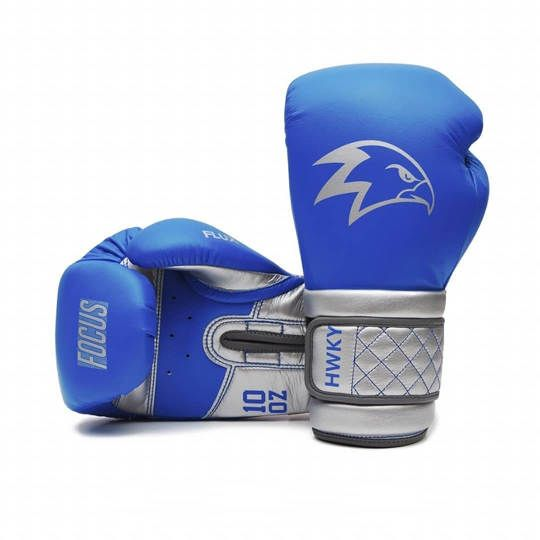 Pre-Order - Hawkeye Fightwear Boxing Glove Focus 2.0 - Navy Plated