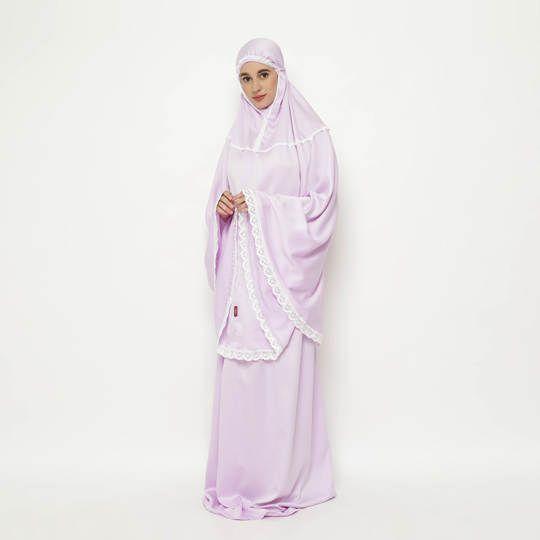 Tatuis Mukena Tiara 420 Purple