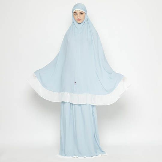 Tatuis Mukena Tiara 432 Blue