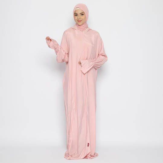 Tatuis Mukena Tiara 477 Pink Modesty Series Abu Dhabi Style