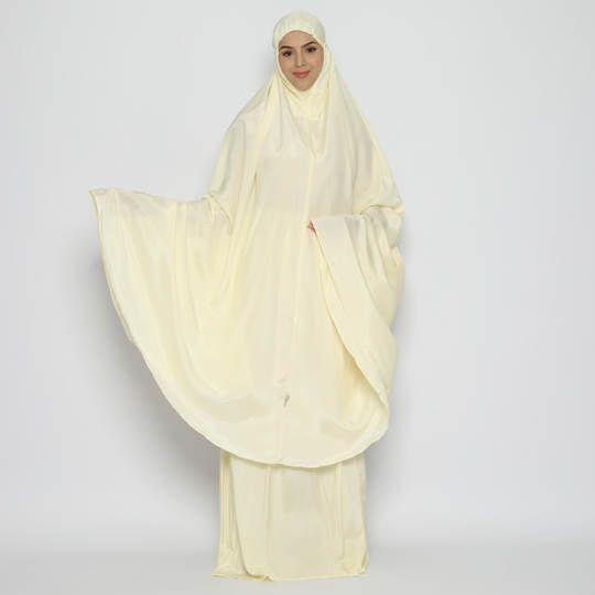 Tatuis Mukena Tiara 480 Beige Syari Modesty Series
