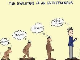 "emangat Jiwa Entrepreneur Si ""Agent of Change"""