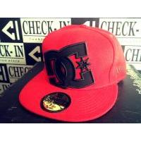 SNAPBACK DC RED-BLACK