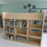 Rak Buku, Rak Perpustakaan