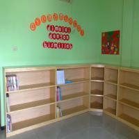 Rak Perpustakaan