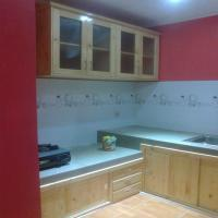 Kitchen set Kayu