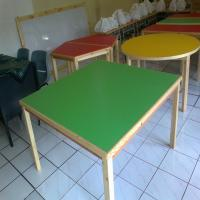 Meja Kelas Geometri