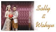 Sally & Wahyu